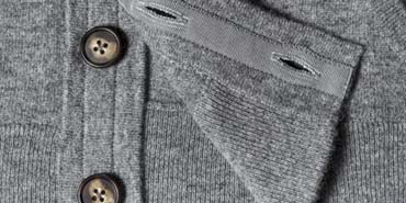 jacket buttons stiching details